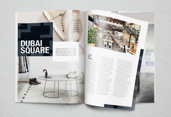 Dubai Square (Exploratory Work)